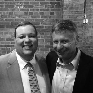 Former NM Governor Gary Johnson